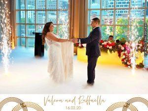Wedding bonbonnieres ideas - photo magnets