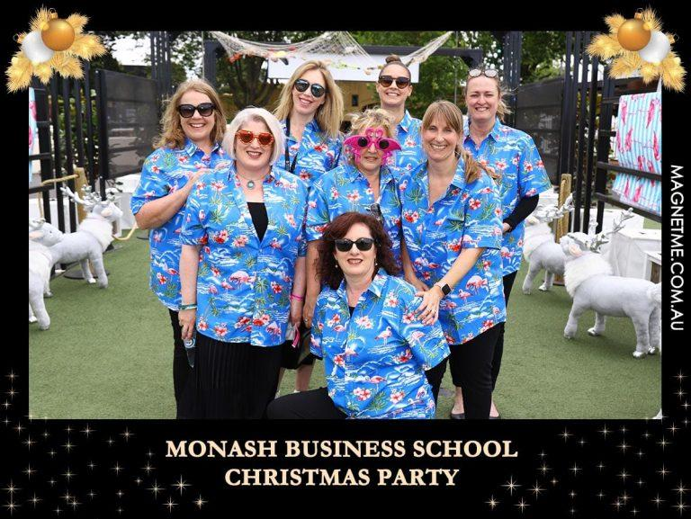 Christmas Party Ideas - Instant Photo Magnets