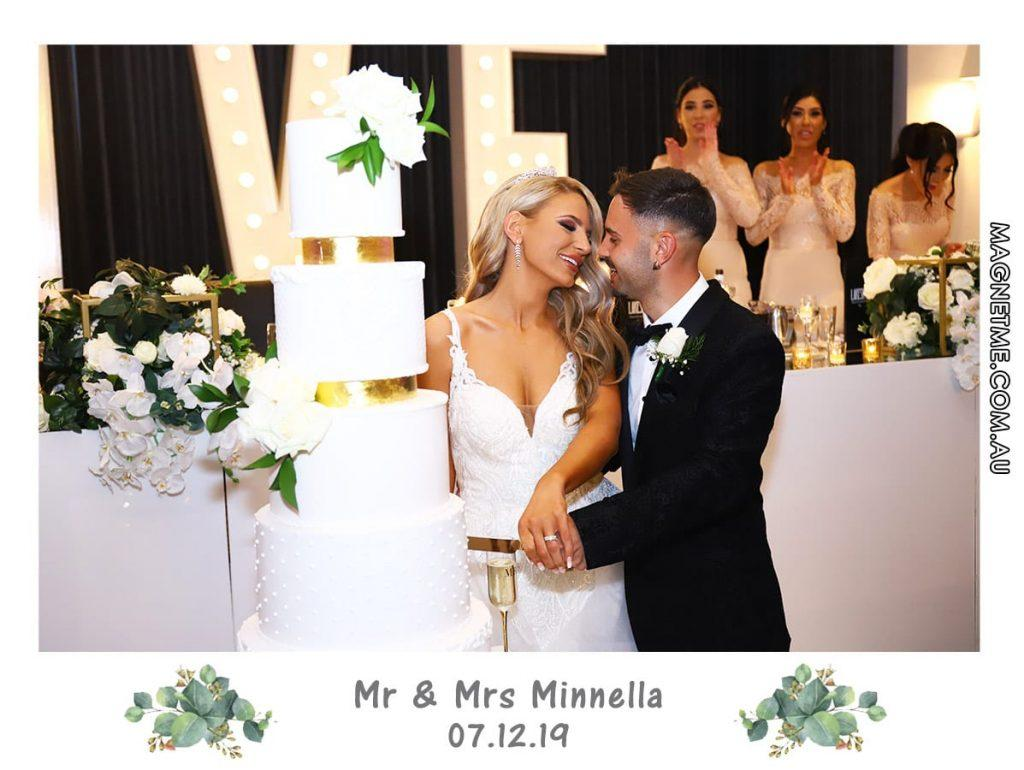 Magnet-Me is the perfect wedding favour and wedding entertainment idea for you.