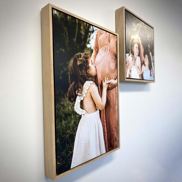 Floating Photo frame rectangle and Square