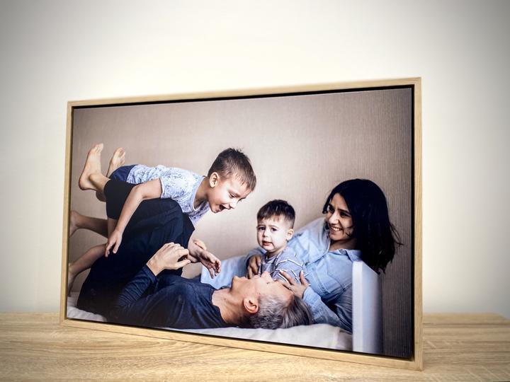 Floating Photo frame rectangle