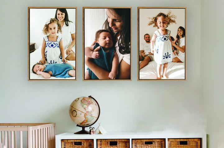 Floating Photo wall Décor - Magnet-Me