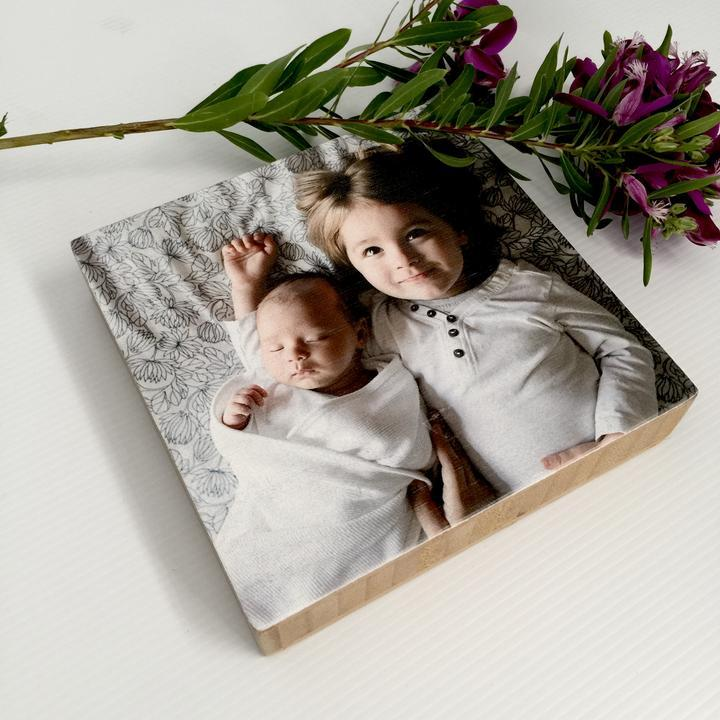 Pic on Wood Bamboo Large