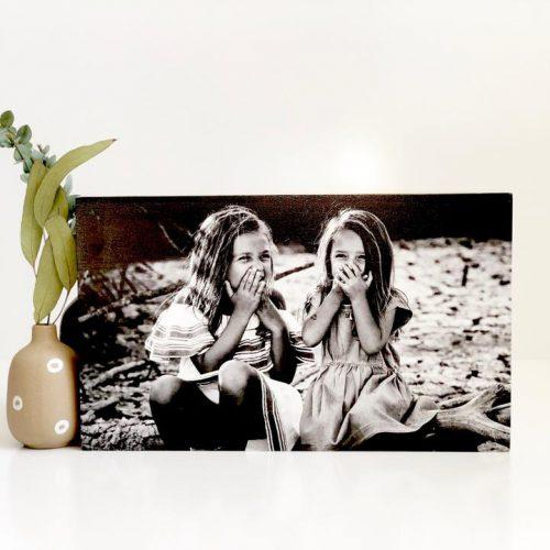 Pic on Wood – Large Bamboo Rectangle